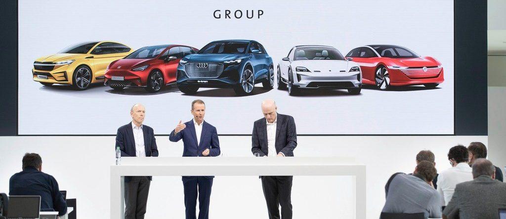 Инвестиции Volkswagen в цифровизацию