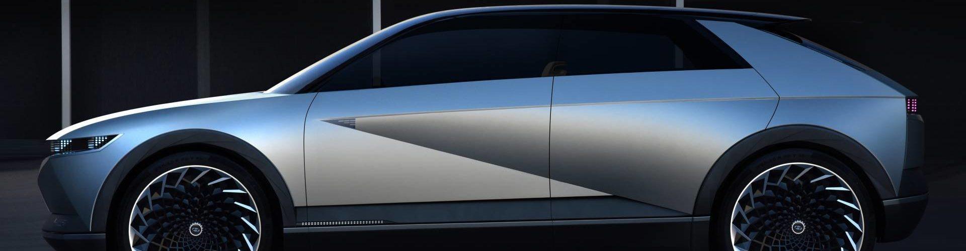 {арактеристики электромобиля Hyundai IONIQ 5.