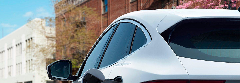Электрический кроссовер Jaguar J-Pace