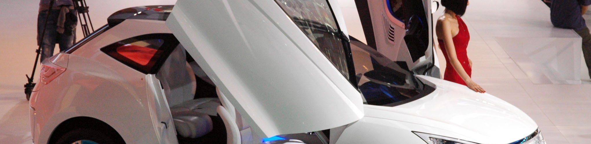 Продажи электромобилей в Китае в 2021 году