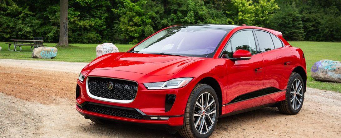 Электромобили Jaguar и Land Rover