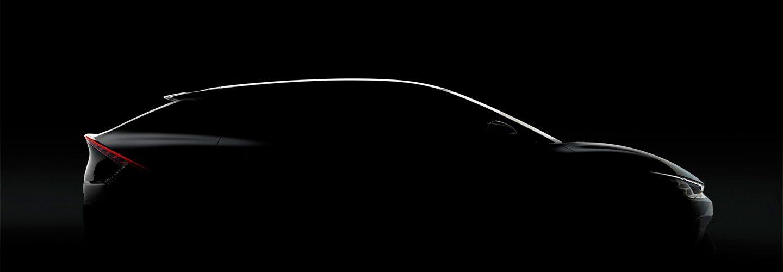 выпуск нового электрического кроссовера Kia EV6
