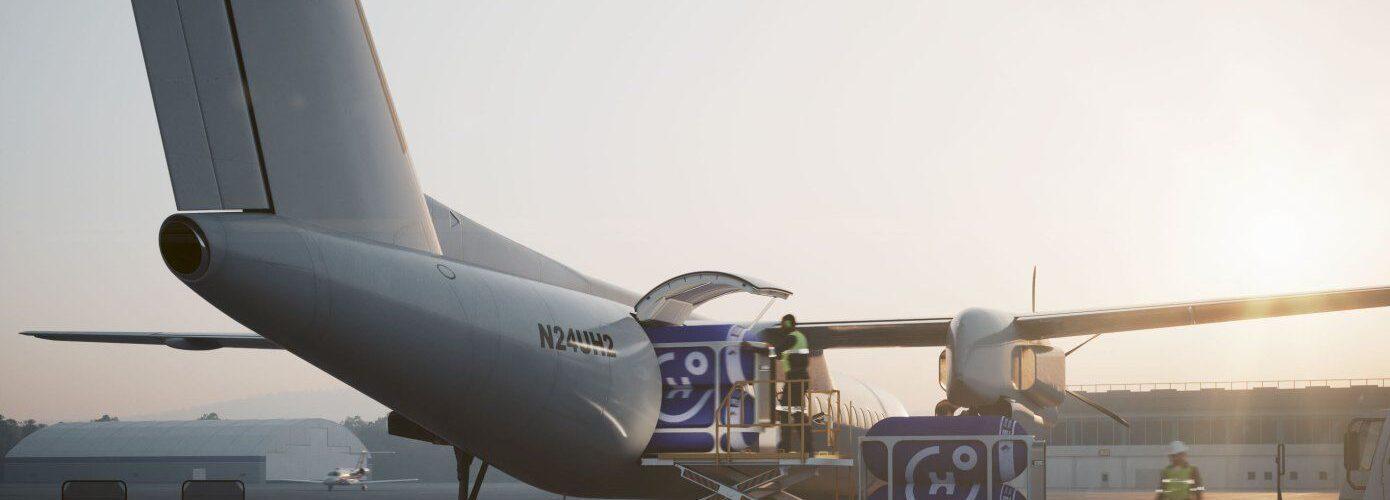 Водородные двигатели для самолетов