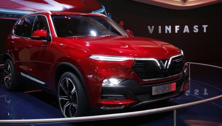 Vingroup займется электромобилями
