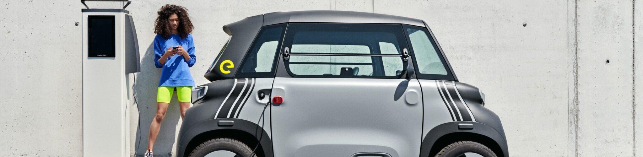 электромобиль Opel Rocks-e